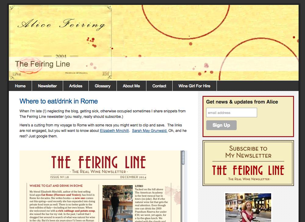 Feiring Line