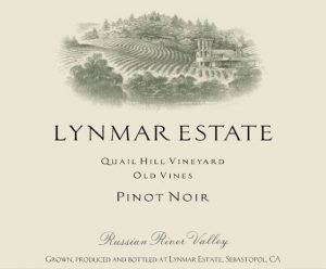 Lynmar Estate Quail Hill Vineyard Pinot Noir