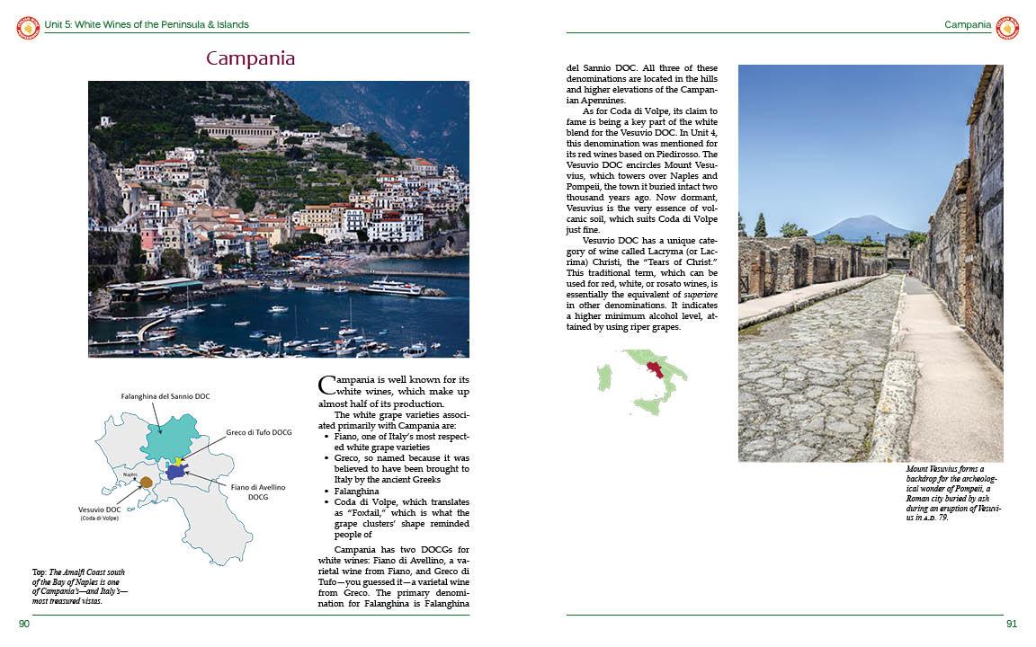 Into Italian Wine pp 90-91