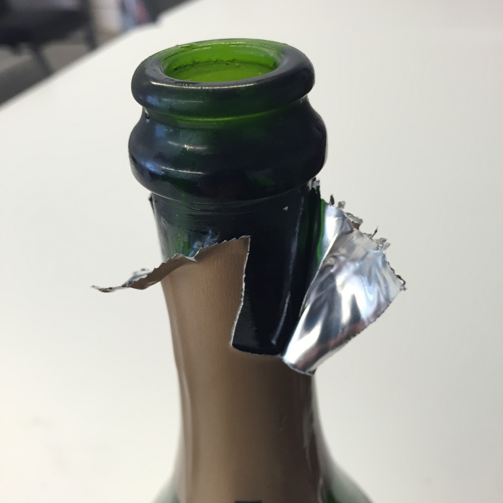 Opening Champers
