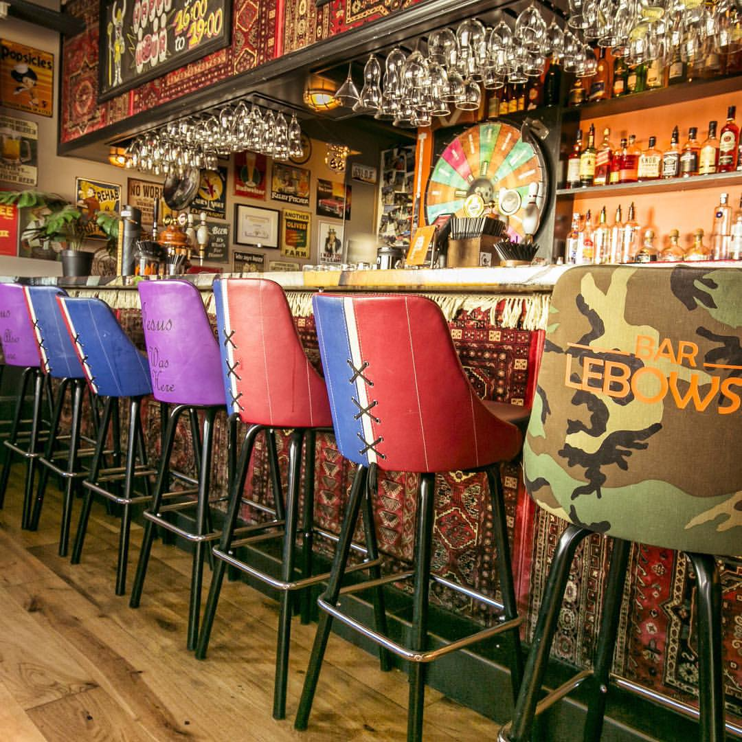 Lebowski Bar. Image source: http://www.lebowskibar.is