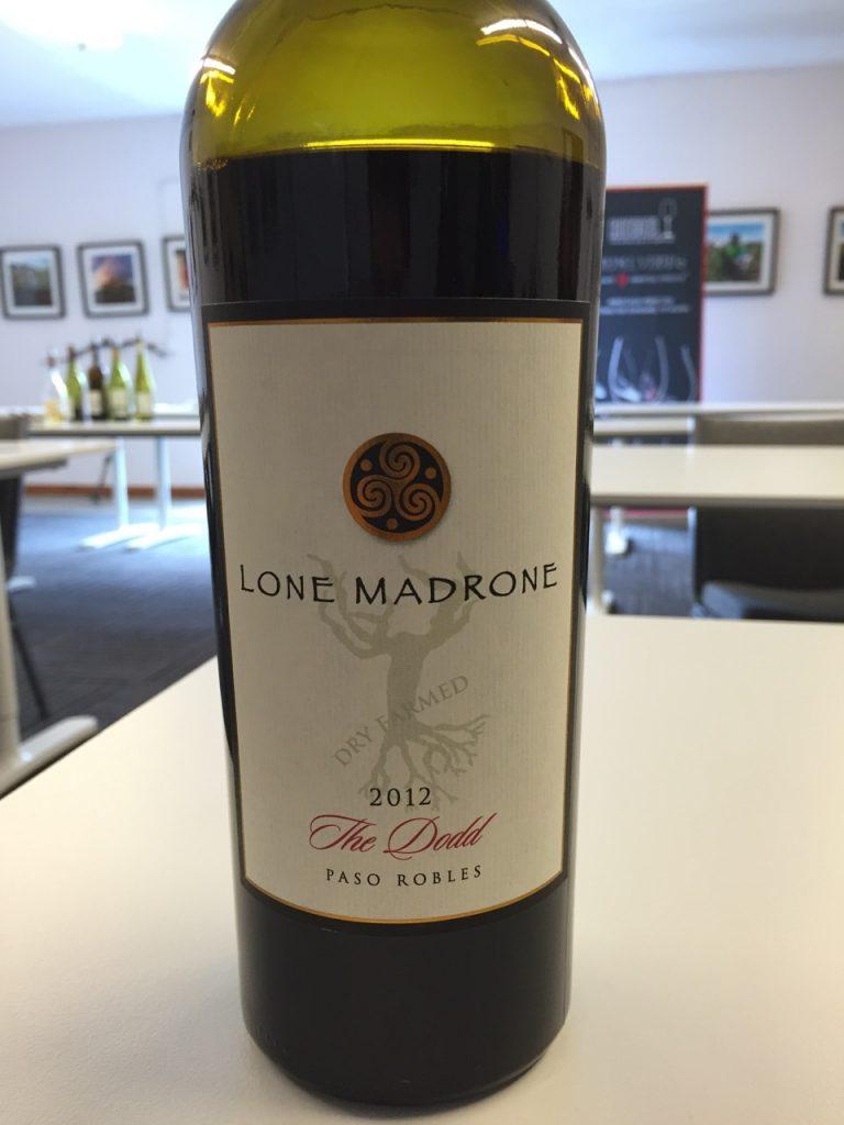 Lone Madrona 2012 The Dodd