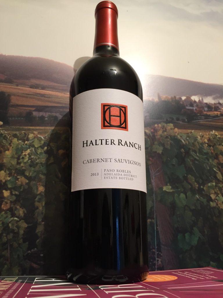 Halter Ranch 2013 CS