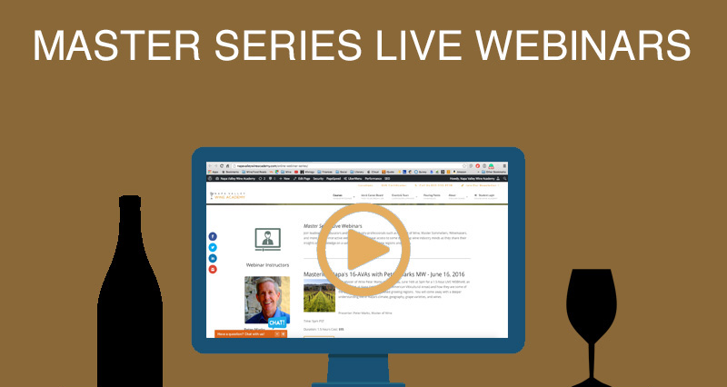 Master Series Webinar Logo