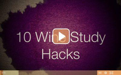 10 Proven Wine Study Hacks