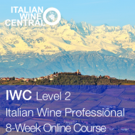 IWC Level 2 Italian Wine Professional