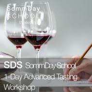SommDay School Advanced tasting