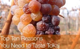 Top Ten Reasons You Need to Taste Tokaj