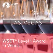 WSET-level-1-LAS-VEGAS