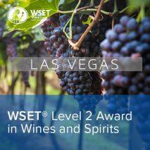 WSET-level-2-LAS-VEGAS