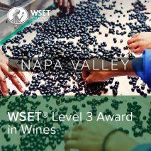 WSET-level-3-NAPA