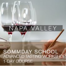 Sommelier Tasting Workshop